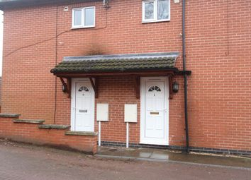 Thumbnail 2 bedroom maisonette to rent in Firfield Villas, Leicester