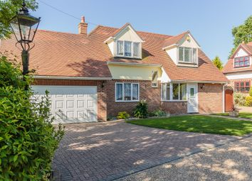 Thumbnail 4 bed detached house for sale in The Gardens, Doddinghurst, Brentwood