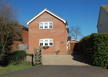 Thumbnail 3 bedroom detached house for sale in The Street, Chillesford