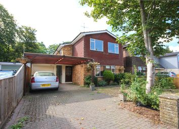 Thumbnail 3 bedroom detached house for sale in The Aloes, Fleet, Hampshire