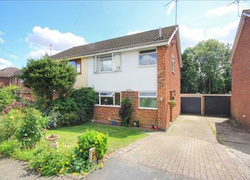 Thumbnail 3 bed semi-detached house for sale in Carlton Close, Great Yeldham, Halstead