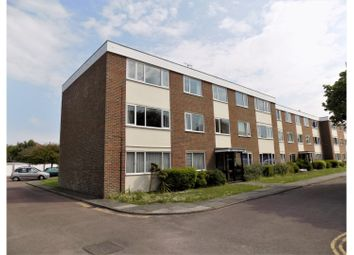 Thumbnail 2 bed flat for sale in Bath Road, Worthing