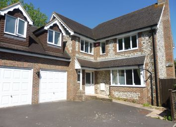 Thumbnail 5 bed property to rent in Durrants Road, Rowland's Castle