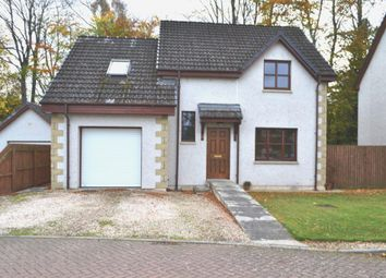 Thumbnail 3 bed detached house for sale in 2 Balnageith Gardens, Forres