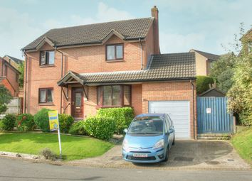 Thumbnail 1 bed detached house for sale in Hornbeam Close, Newport
