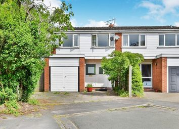 Thumbnail 4 bedroom semi-detached house for sale in Winchester Close, Wilmslow