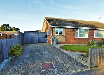 Thumbnail 3 bed semi-detached bungalow for sale in Maple Road, Downham Market