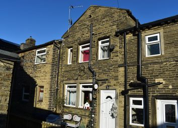 Thumbnail 2 bed terraced house for sale in High Street Place, Queensbury, Bradford