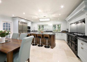 Thumbnail 5 bedroom detached house for sale in Ballencrief Road, Sunningdale, Berkshire