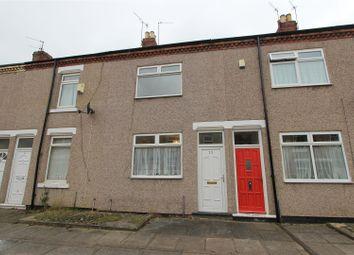 2 bed terraced house for sale in Derwent Street, Darlington DL3