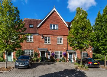 Thumbnail 4 bed terraced house for sale in Wychwood Place, Winchester, Hampshire