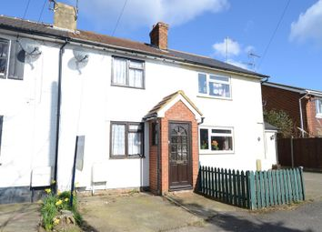 Thumbnail 2 bed terraced house to rent in Fernhill Road, Farnborough