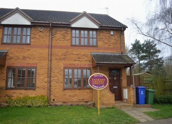 Thumbnail 2 bedroom semi-detached house to rent in Lodge Close, Little Houghton, Northampton