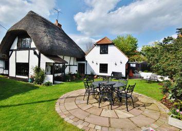 Thumbnail 4 bed cottage for sale in School Lane, Milton, Abingdon