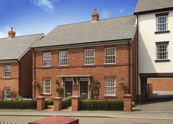 "Thumbnail 3 bed end terrace house for sale in ""Archford (Urban)"" at Tarporley Business Centre, Nantwich Road, Tarporley"