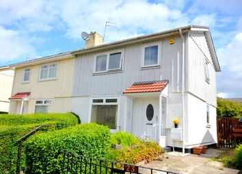 Thumbnail 3 bed semi-detached house for sale in Dalton Avenue, Clydebank