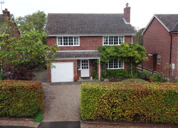 Thumbnail 4 bedroom detached house for sale in West End, Swaton, Sleaford