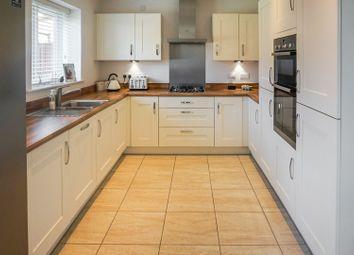 4 bed detached house for sale in Boardman Close, Leyland PR25