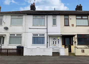 2 bed terraced house for sale in Hedon Road, Hull, East Yorkshire HU9