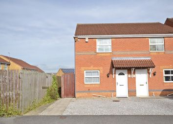 Thumbnail 2 bed semi-detached house for sale in Beachill Crescent, Havercroft, Wakefield