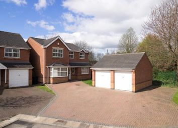 Thumbnail 6 bed detached house for sale in Hillingdon Avenue, Nuthall, Nottingham