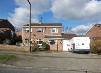 Thumbnail 4 bed detached house for sale in Haddon Road, Ravenshead, Nottingham
