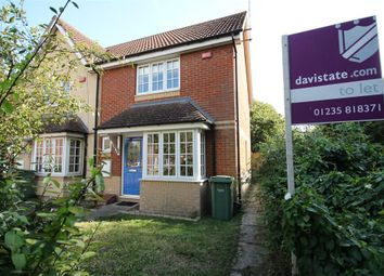 Thumbnail 2 bed semi-detached house to rent in Alphin Brook, Didcot