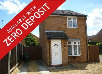 Thumbnail 3 bedroom property to rent in Uldale Way, Gunthorpe, Peterborough