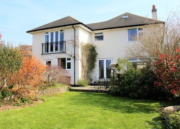 Thumbnail 4 bed detached house for sale in Trelawny Road, Plympton, Plymouth