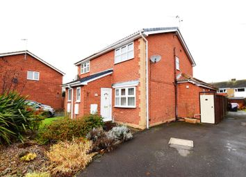 Thumbnail 3 bed semi-detached house for sale in Sealey Close, Willington, Derby, Derbyshire