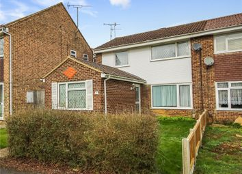 4 bed semi-detached house for sale in Barrington Close, Liden, Swindon, Wilts SN3