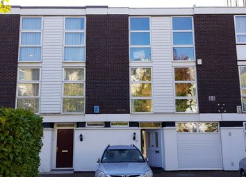 Thumbnail 4 bedroom town house for sale in Fellows Road, Swiss Cottage