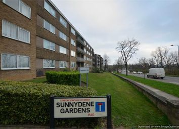 Thumbnail 2 bedroom flat to rent in Sunnydene Gardens, Wembley, Greater London