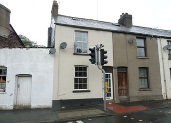 Thumbnail 3 bed terraced house to rent in St Johns Terrace, Brecon