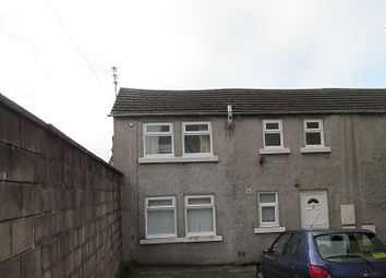 Thumbnail 2 bed flat to rent in Irving Street, Workington, Cumbria