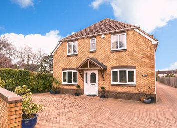 Thumbnail 4 bed detached house for sale in Berkley Road, Frome