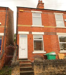 Thumbnail 2 bed property to rent in Loughborough Avenue, Sneinton, Nottingham