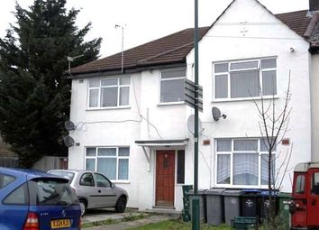 Thumbnail 1 bed flat to rent in Wembley, London