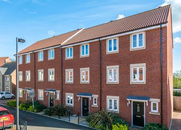 Thumbnail 4 bed terraced house for sale in Hollybrook Mews, Yate, Bristol