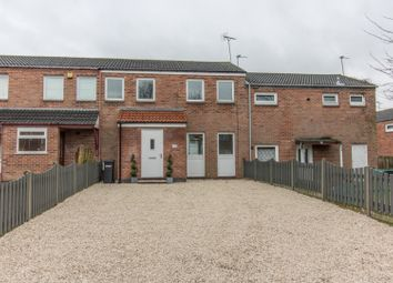 Thumbnail 2 bedroom terraced house for sale in Lockhouse Close, Glen Parva