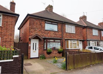 Thumbnail 2 bed semi-detached house for sale in Henry Road, Nottingham