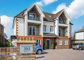 Thumbnail 2 bedroom flat for sale in Wickham Road, Croydon