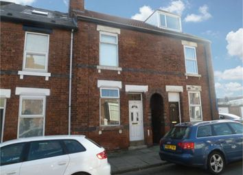 Thumbnail 3 bed terraced house for sale in James Street, Rotherham, South Yorkshire
