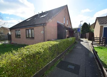Thumbnail 1 bed semi-detached house for sale in Uplands, Chells Manor, Stevenage