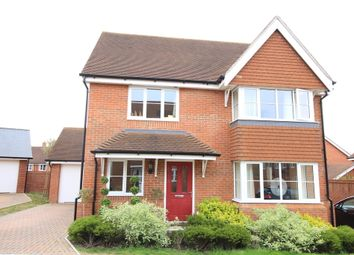 Thumbnail 4 bed detached house to rent in Wadham Close, Romsey