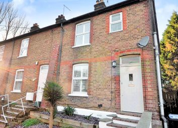 Thumbnail 2 bed end terrace house for sale in Bletchingly, Surrey