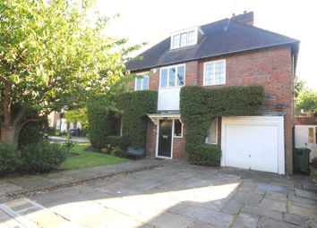 Thumbnail 5 bed detached house to rent in Turner Close, Hampstead Garden Suburb