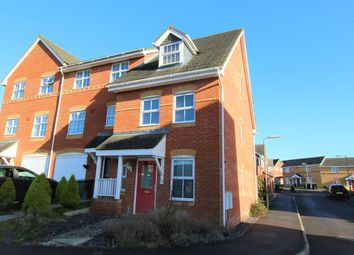 Thumbnail 3 bed town house to rent in Rycroft Meadow, Beggarwood, Basingstoke