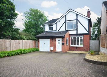 Thumbnail 4 bed detached house for sale in Grindley Lane, Meir Heath
