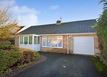 Thumbnail 3 bed detached bungalow for sale in Barrow Close, Marlborough